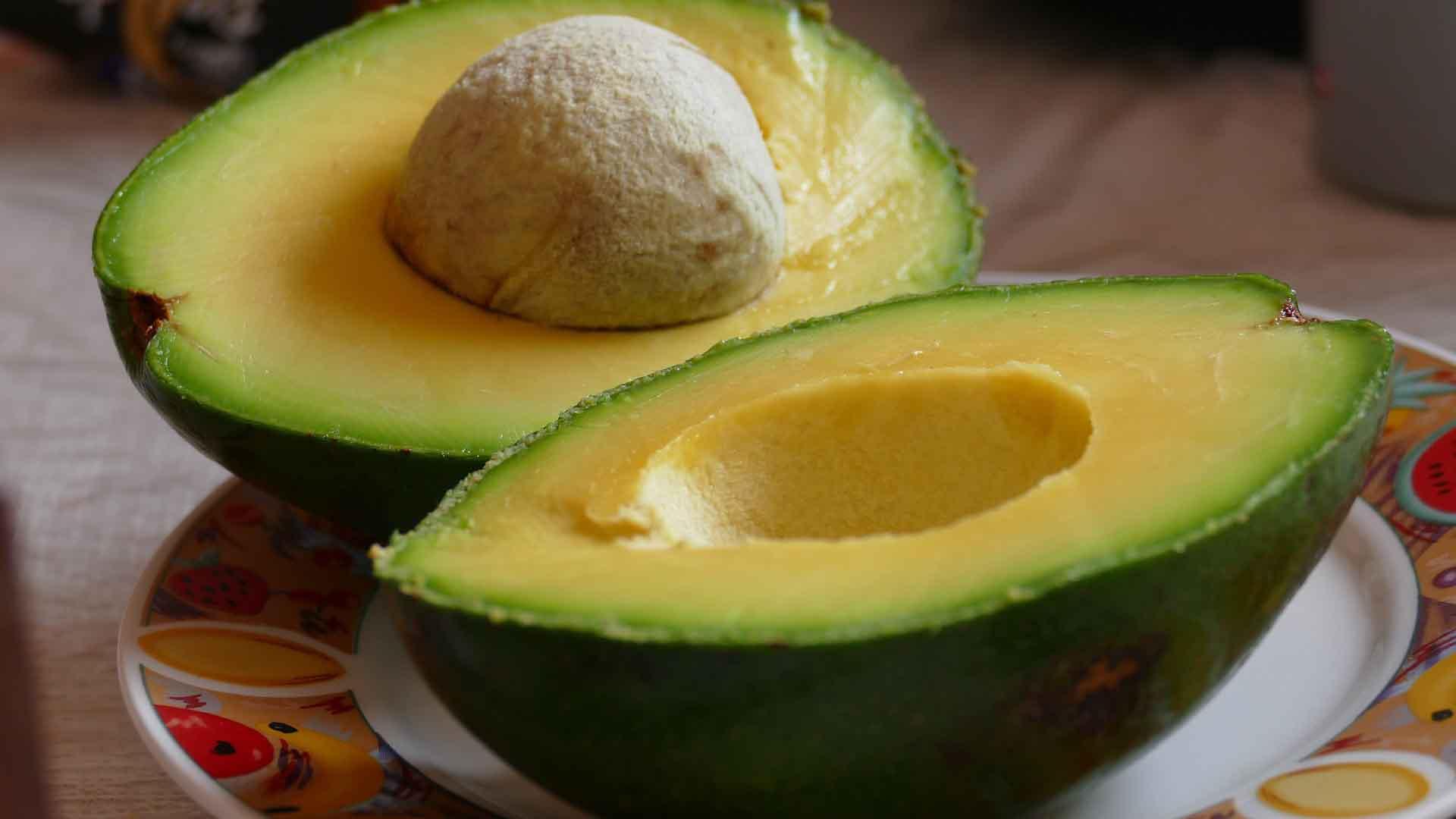 Avocado - healthy habits