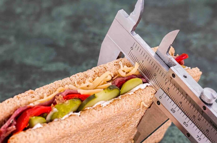 Measure your Food - Healthy Habits