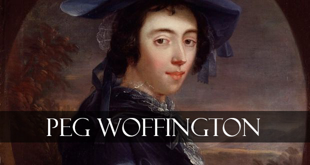 A painting of peg woffington