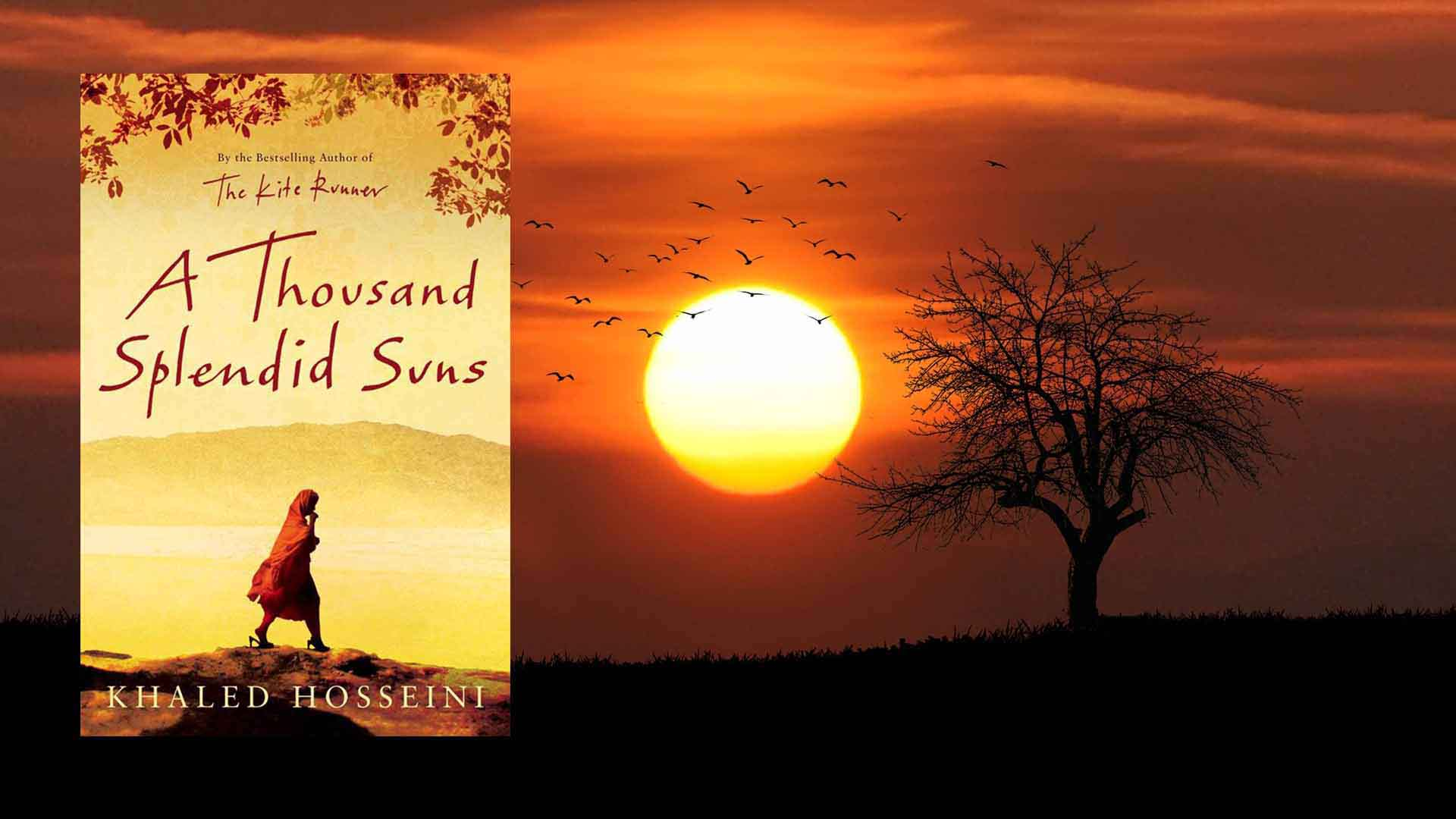 A Thousand Splendid Suns - Famous Books