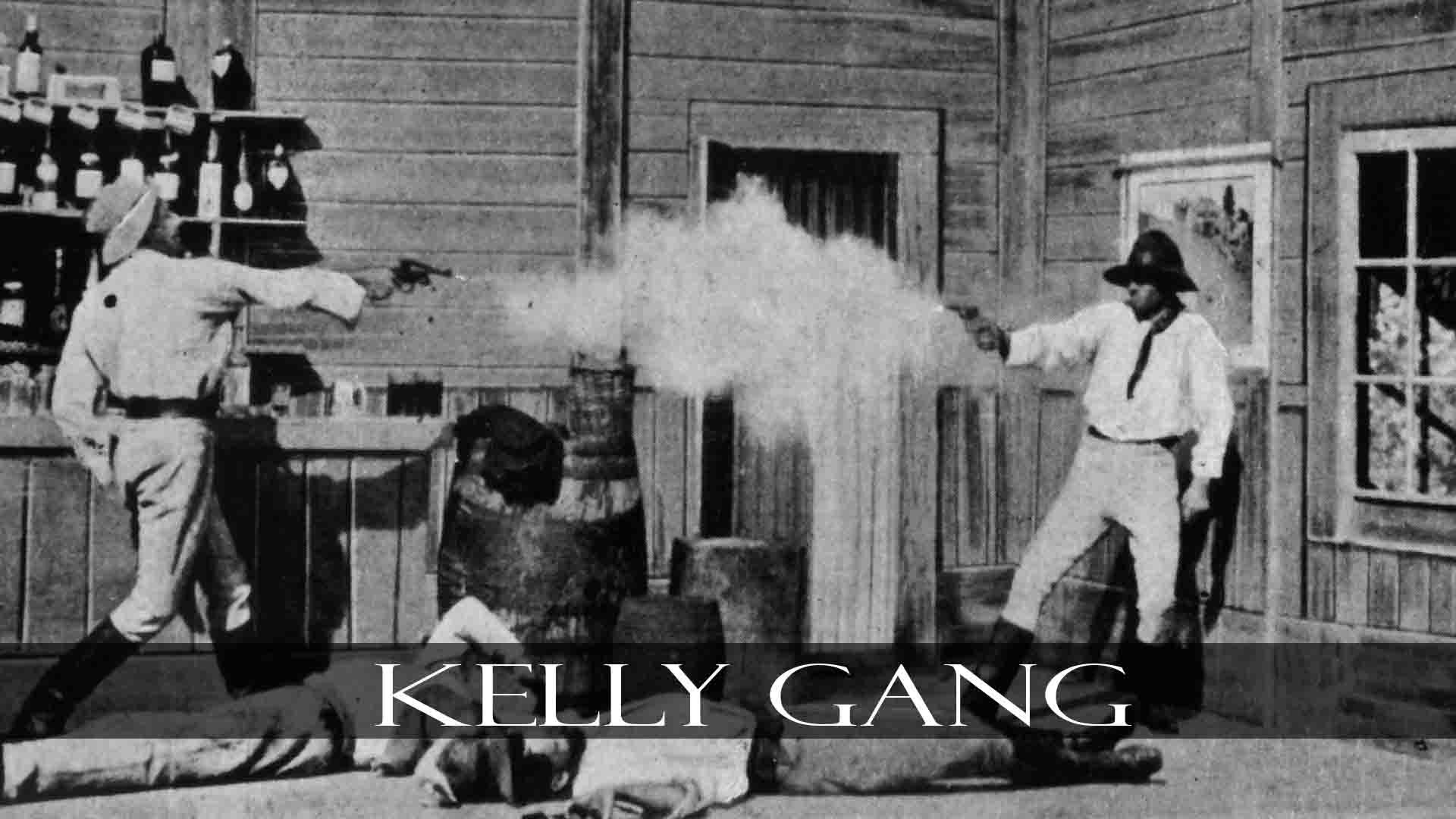 Kelly gang front foot firing