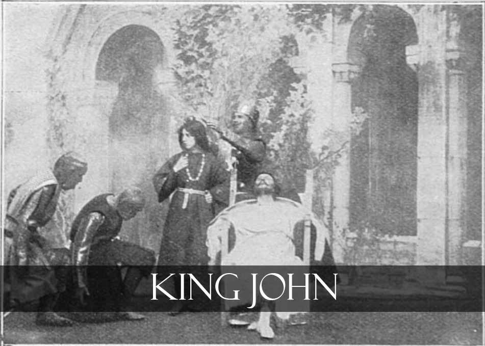 King John Movie