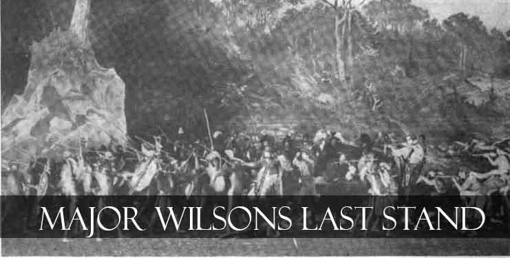 Major Wilsons Last Stand