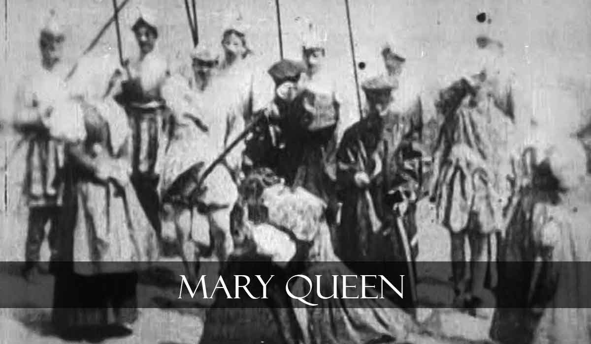 Mary Queen Movie