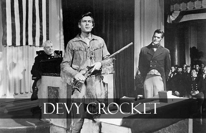 devy crocket color less picture