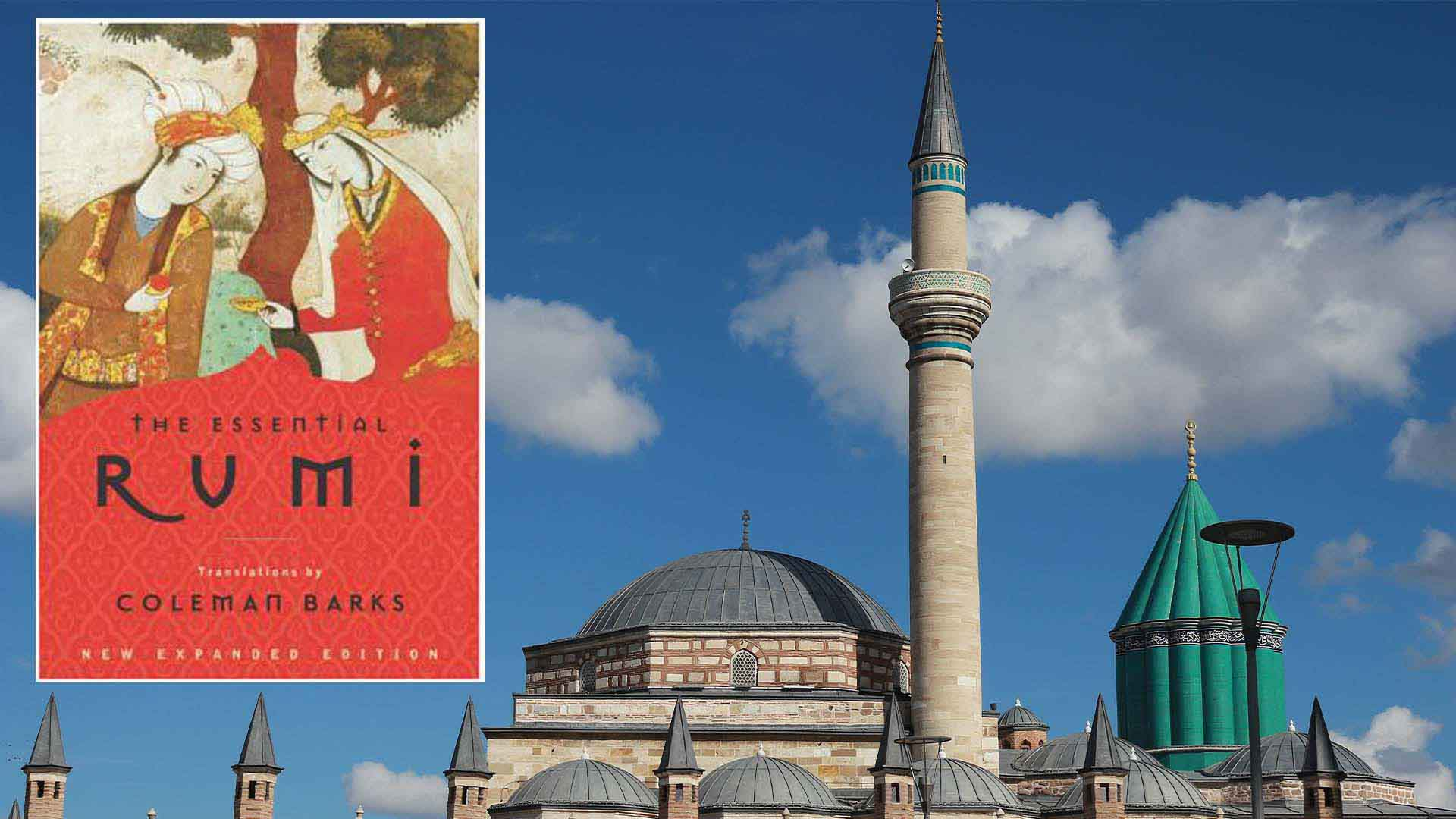 The Essential Rumi - Famous books